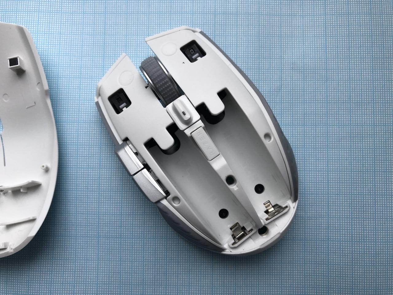 Обзор беспроводной мыши Razer Atheris Mercury White